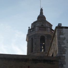 History Of Sitges Church