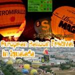 European Balloon Festival in Igualada