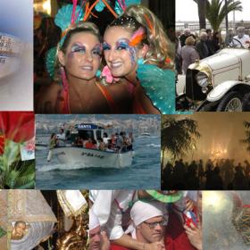Festivals in Sitges