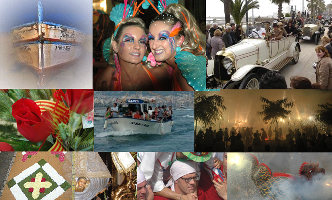 Festivals in Sitges