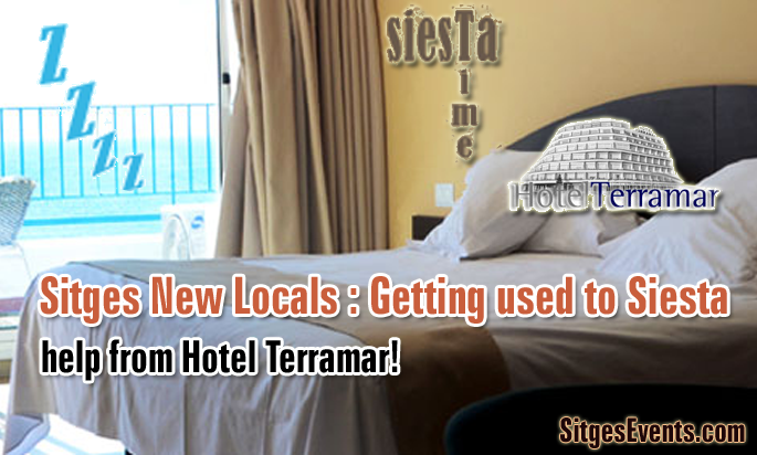 'SIESTA' Pack Take a 'siesta' at the Hotel TERRAMAR