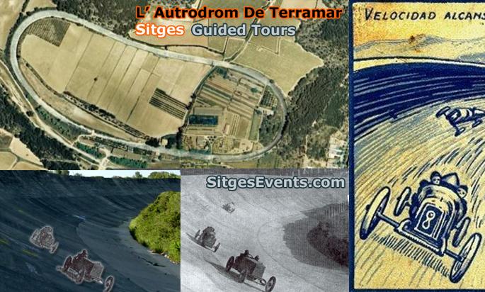 Terramar Racetrack Autodrome Sitges
