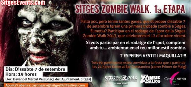 Zombie Walk Ad Video