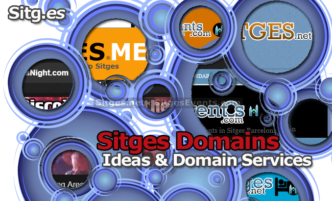 Sitges Domain Registration & Hosting
