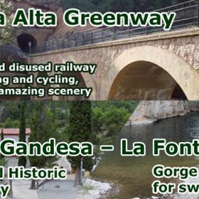 Greenway + Gandesa Pools