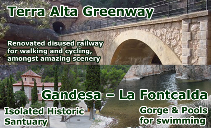 Greenway + Gandesa Pools