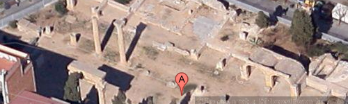 Roman Colonial Forum Tarragona