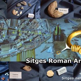 Sitges Roman Artifacts
