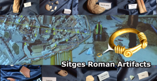 Roman Ring found in Sitges