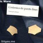 Sitges Roman Ceramica de Paretes Fines / Fine Ceramic Ware
