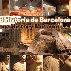 Roman Ruins of Barcino the original Barcelona: