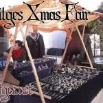 Christmas Fair St. Lucia Fair in town Centro Comercial Oasis
