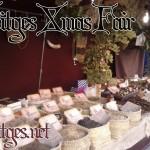 Naturnavia Plantas Medicinales: Christmas Fair St. Lucia Fair in town Centro Comercial Oasis