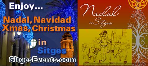 Viu el Nadal a Sitges