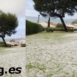 Climate Weather Winter Snow in Sitges