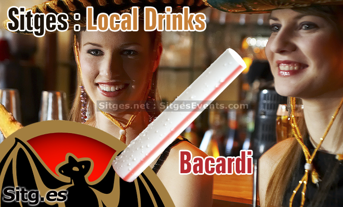Bacardi in Sitges