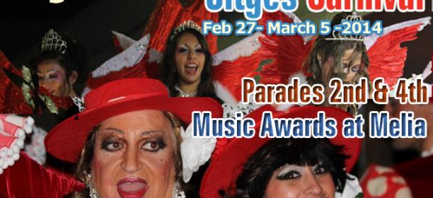 Sitges Carnival Carnaval 2014