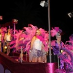 Sitges Carnival Carnaval Parade near Barcelona
