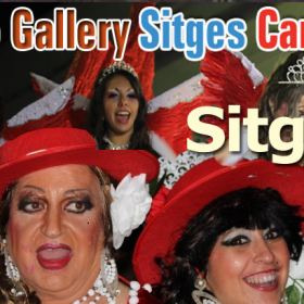 Sitges Carnival Carnaval Parade Photo Gallery