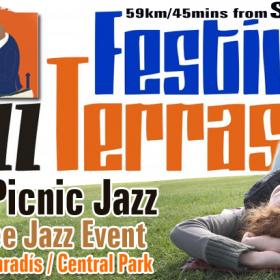 Terrassa Free Jazz Picnic Sun 23rd March