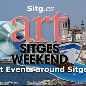Art Sitges Weekend 27 to 29th June 2014