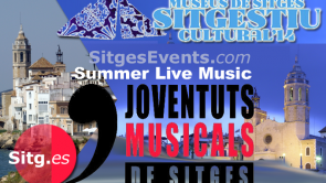 Calendar list of SUMMER 2014 SITGES EVENTS