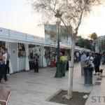 San Sebastian Film Fest Stalls