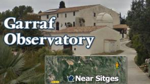 Garraf Observatory – Observatori Astronòmic del Garraf