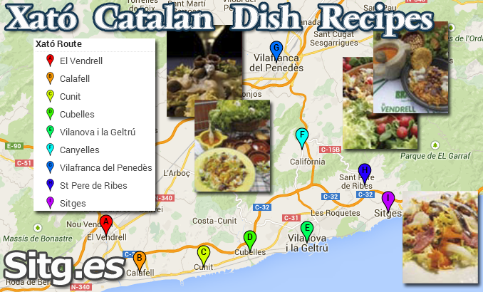 Xató Catalan Dishes