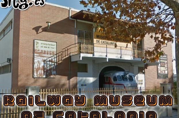 The Railway Museum of Catalonia