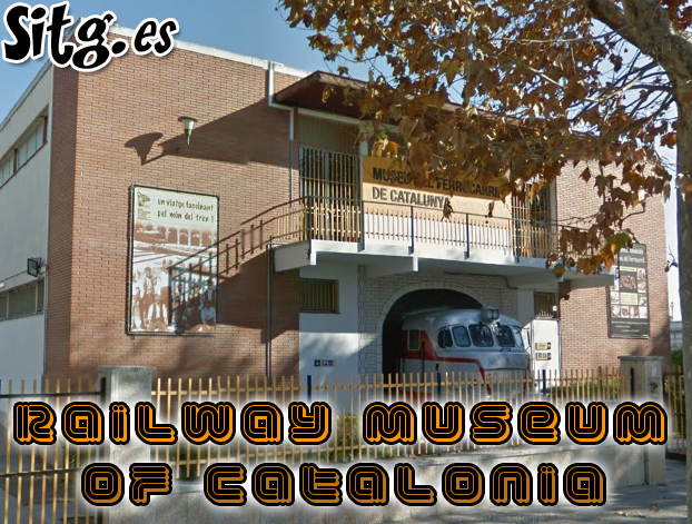The Railway Museum of Catalonia