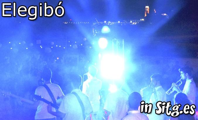 Elegibó at Cala Balmins 15 years Anniversary