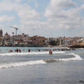 sitge catalan barcelona beaches for dogs