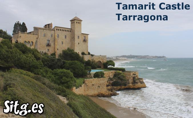 Tamarit Castle Tarragona