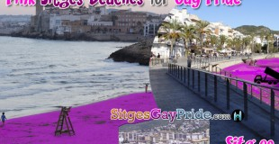 Pink Sitges Beaches for Gay Pride