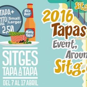 Sitges Tapa Tapa-A-Tapa Tapas 2016