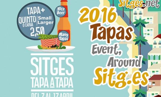 Sitges Tapas Events