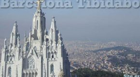 Barcelona Tibidabo Hill Mountain