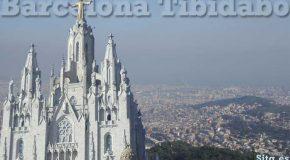 Barcelona Tibidabo Hill Mountain