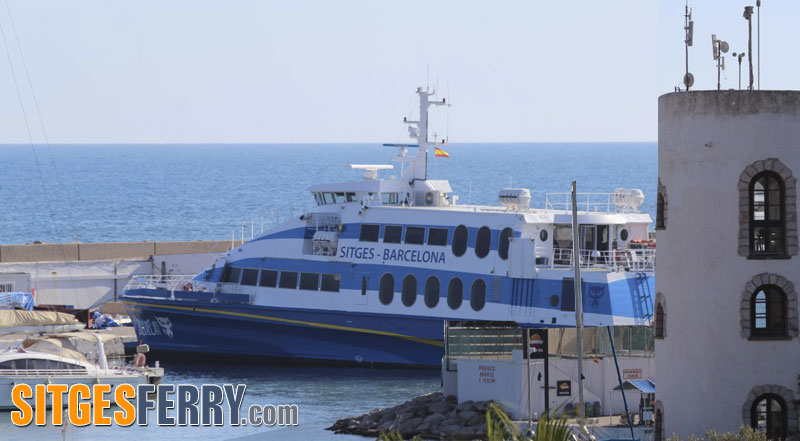 Sitges Ferry