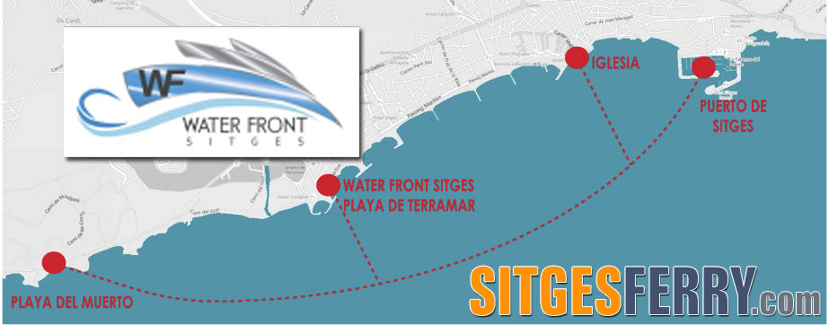 WaterFront Sitges Ferry
